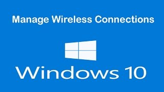 How To Forget Or Change Wifi Password In Windows 10