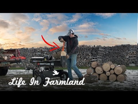 Get This Amazing Firewood Tool For Free  - Wood Heat Wednesday - EP:18