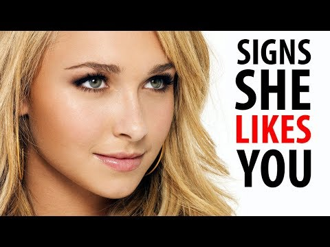 5 SIGNS SHE LIKES YOU   How To Know if a Girl is Into You   Alex Costa