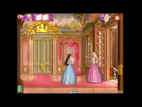 [Gaming] The Princess and the Pauper Barbie PC Game (Part 1)