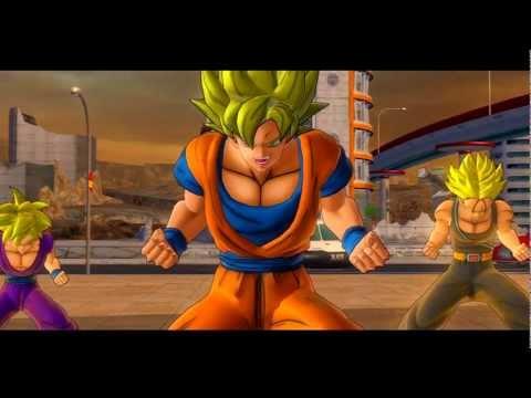 Dragon Ball Z Ultimate Tenkaichi: All Ultimate Attacks 【HD ...