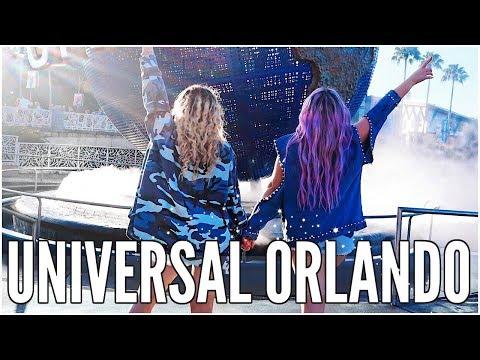OUR UNIVERSAL ORLANDO TRIP - WEEKLY VLOG   LucyAndLydia