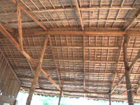 Wood, Bamboo and Thatch Roofs