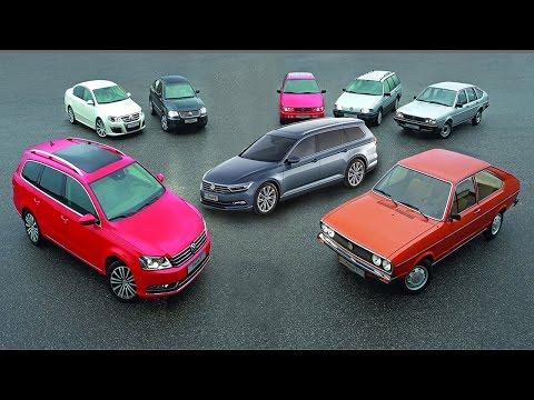 Volkswagen Passat History (1973 - Present )