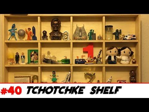 Make a Knickknack Shelf