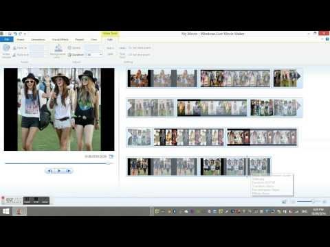How to make a video blog post using nothing but images