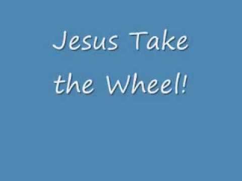 carrie underwood Jesus take the wheel w/lyrics