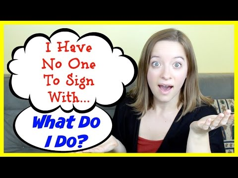 I Have No One To Sign With... What Do I Do? ┃ ASL Stew