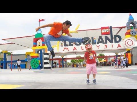 2012 Sep Singapore, Malaysia (Universal Studio Singapore, Legoland Malaysia, Singapore zoo) 1080p