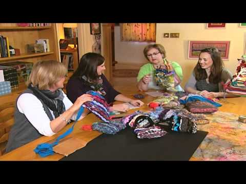 Sewing Projects - Handmade Handbags - Artist Marilyn Pipe - Jamie Malden