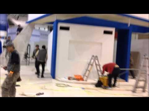 Trade Show Displays Exhibit Construction Manufacturer China Korea Hong Kong Singapore