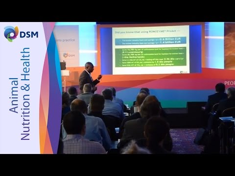 DSM Feed Proteases Seminar 2014 - Science Into Practice