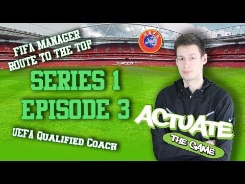 FIFA 13 Reality Career Mode with UEFA Coach S01E03 Wycombe