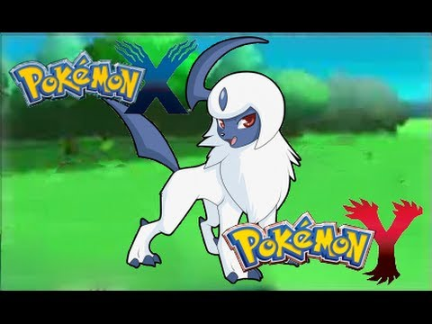 How to capture Absol on Pokemon X or Y