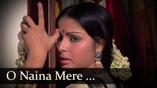 O Naina Mere Rang Bhare - Rakhi - Dharmendra - Blackmail - Lata Rare Solo - Kalyanji Anandji