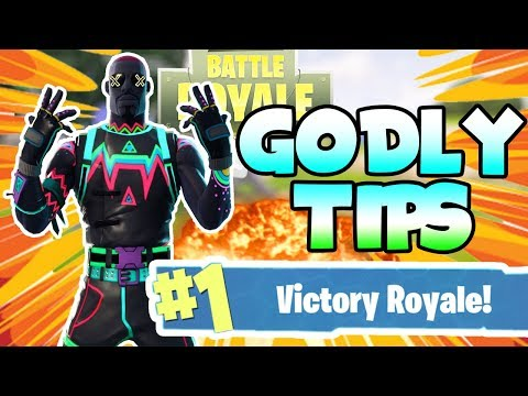 How To Be Fortnite God EASY! *Season 4 Pro Tips* How To IMPROVE In Fortnite Using Tips And Tricks!