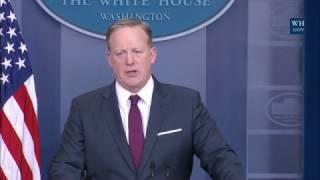 3/24/17: White House Press Briefing