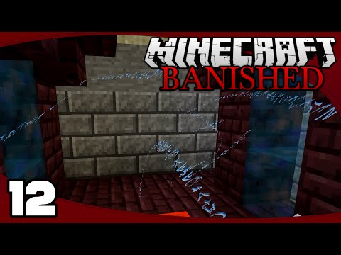 FTB Banished - Ep. 12: Our First Custom Spell! | Banished Minecraft Modpack Let's Play