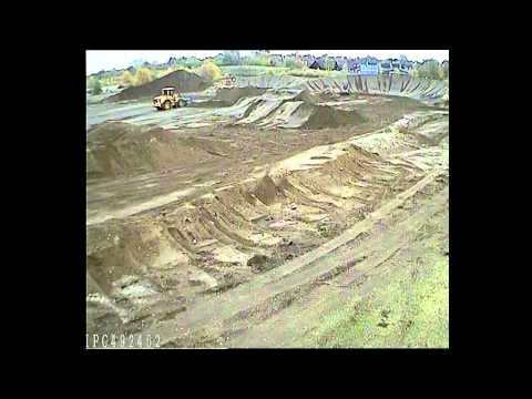 BMX TRACK BUILDING