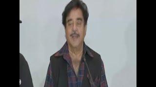Patna Sahib : Shatrughan congratulates Ravi Shankar Prasad