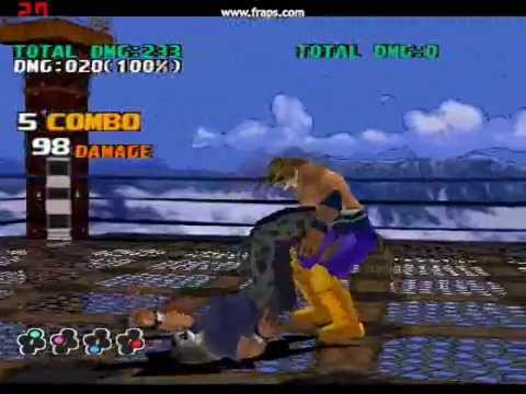 Tekken 6 - Law Secret Moves - Tekken 6 Combo List Pc
