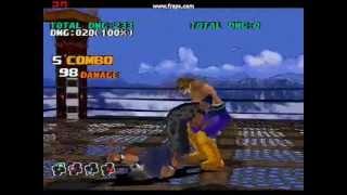 Tekken 3 Tekken Tag Low Grab