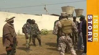 Behind Ivory Coast