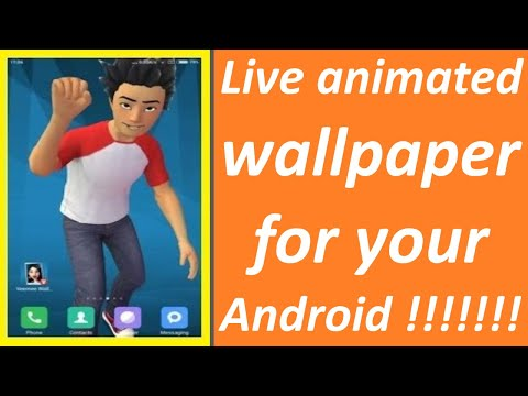 How To Keep Live Animated Wallpaper In Your Android Mobile ! - Technical Toons