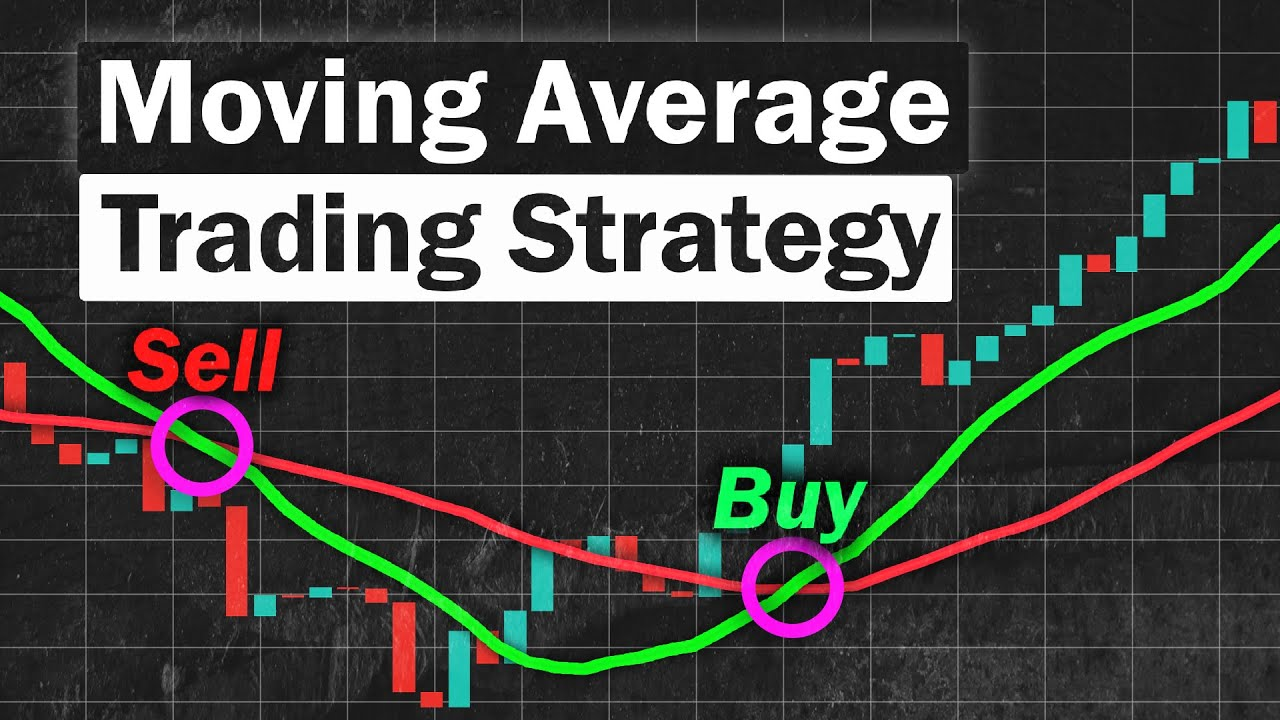 BEST Moving Average Strategy for Daytrading Forex (Easy Crossover Strategy)