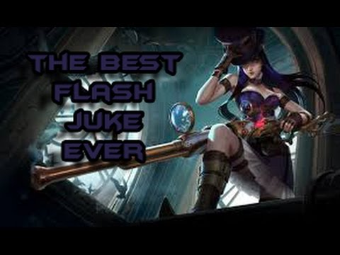 League of Legends - The Best Flash Juke Ever