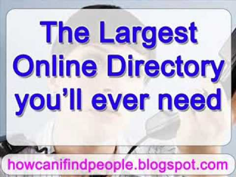 Largest Online Directory From Phone Detective