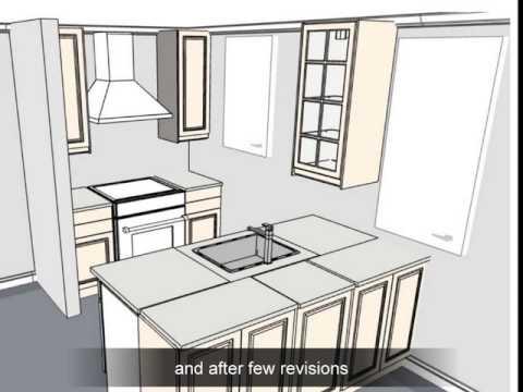 Kitchen Online Design