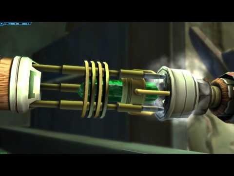 SWTOR - Building a Lightsaber HD