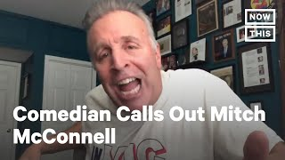 Comedian Roasts Mitch McConnell for Suggesting NY File for Bankruptcy | NowThis
