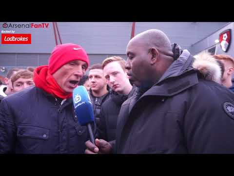 Bournemouth 2-1 Arsenal | We're Like The Titanic, A Sinking Ship! (Lee Judges Rant)
