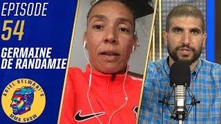 Germaine de Randamie: KO win vs. Aspen Ladd the fastest of my career   Ariel Helwani's MMA Show