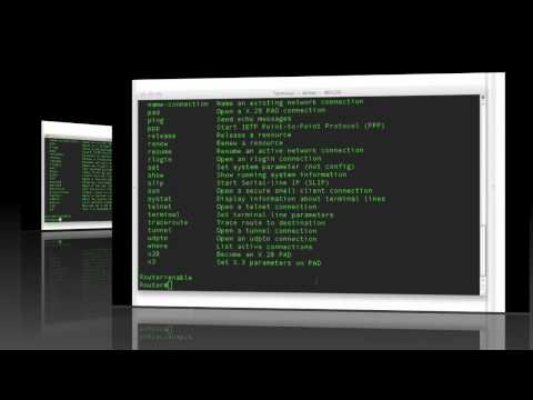 Basic Cisco Router Config Study 1 of 10