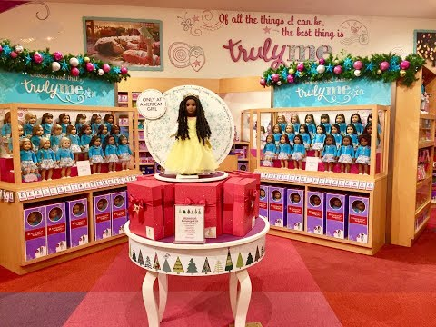 My Trip to the LA American Girl Store