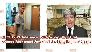 Exclusive Interview With School That Had Ahmed Mohamed Arrested - TMFS Sketch