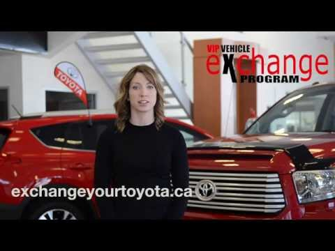 North Bay Toyota eXchange Program