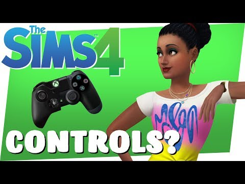 Sims 4 Console: Controls?!