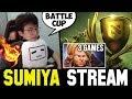 SUMIYA Invoker Persona Intense Battle Cup Sumiya Invoker Stream Moment 868