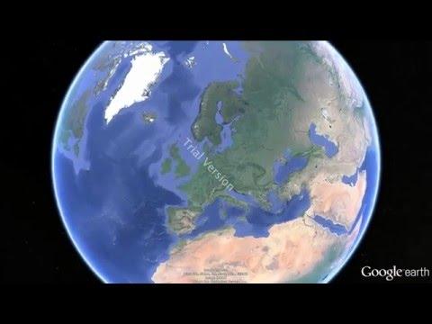 Google Earth Pro Practice Animation