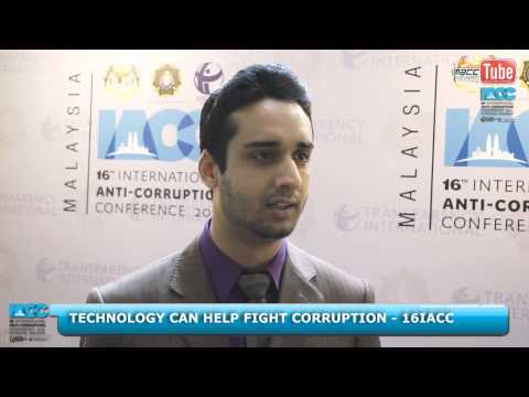 Technology Can Help Fight Corruption   - 16IACC