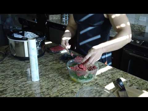 Crockpot Turkey Meatloaf