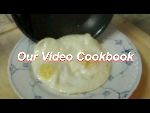 How to make Eggs Over Easy Recipe | Our Video Cookbook #126