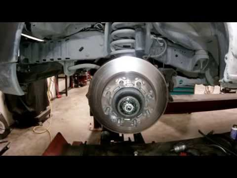 Ford E-150 Ball Joint Replacement - How To Replace Ford Van Ball Joints
