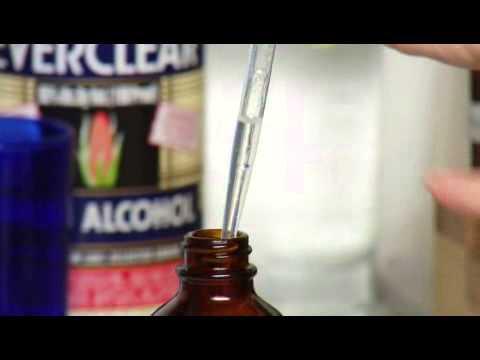 How to Make Lavender Perfume