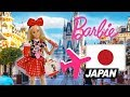 Barbie Doll in Disneyland Tokyo - Travel Adventure to Japan! New Toy Haul