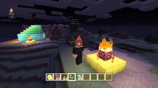 Minecraft How To Spawn Herobrine 100 Works Xboxoneps4ps3xbox360 Part